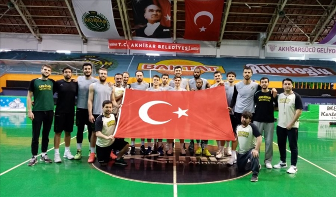 AKHİSAR BASKET PLAY-OFF´TA
